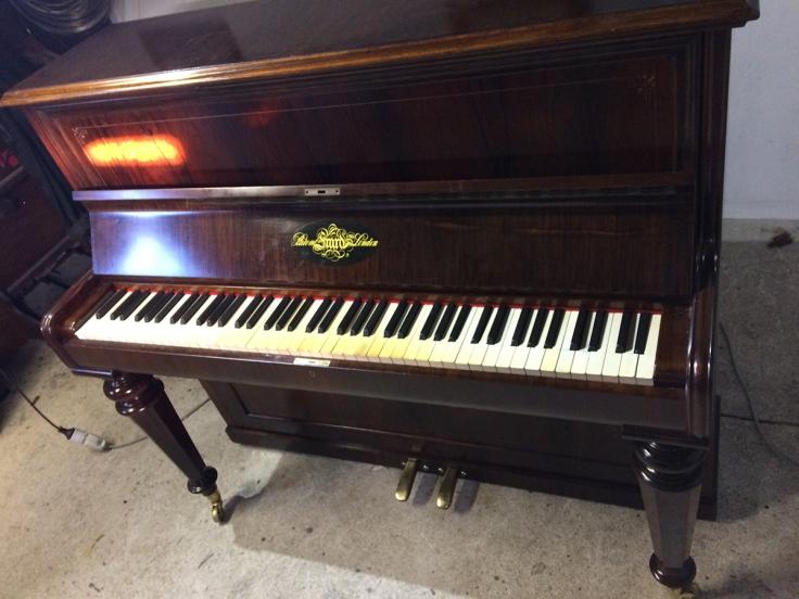 Pianoforte verticale Etard - Piano Service Snc